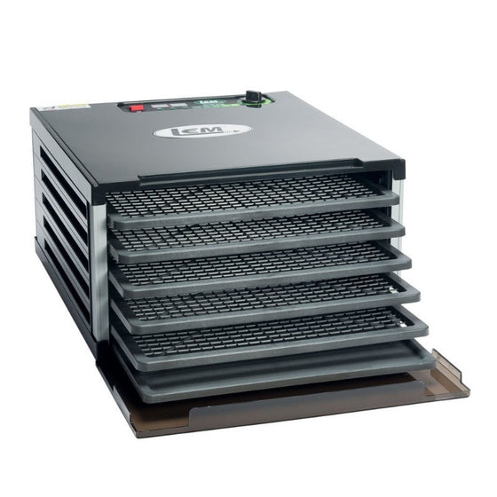 LEM 5 Tray Single Door Countertop Digital Dehydrator #1152 -  - Shop Robbys - 1