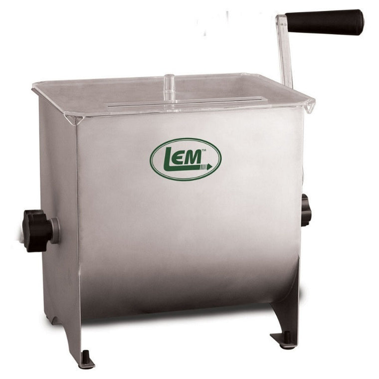 LEM Manual Meat Mixer 20lb Capacity #654 -  - Shop Robbys - 1