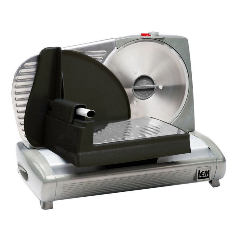 "LEM Meat Slicer 7.5"" #1129 -  - Shop Robbys - 1"