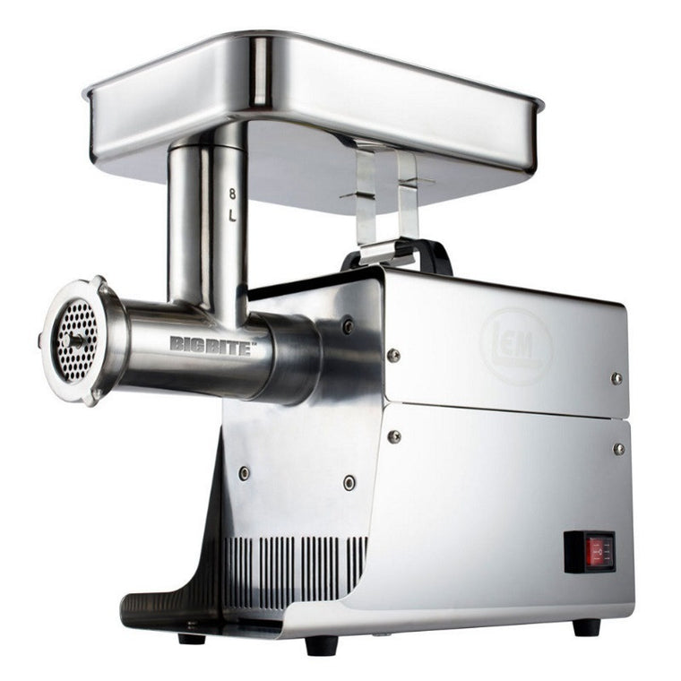 LEM Big Bite Meat Grinder .35hp #8 779A -  - Shop Robbys - 1