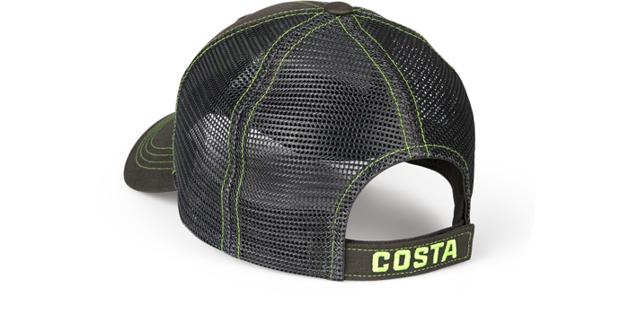 Costa Graphite Neon Trucker Hat HA55 -  - Shop Robbys - 4
