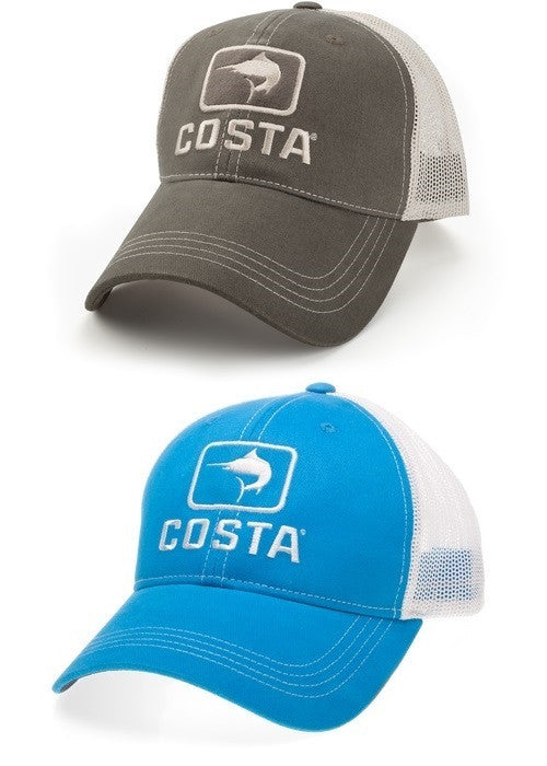 Costa Del Mar XL Marlin Trucker Hat HA16 - Shop Robbys