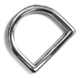 Metal D-Ring -  - Shop Robbys