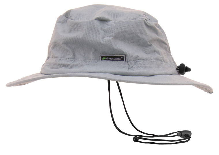 Frogg Toggs FTH101-07 Waterproof Bucket Hat Grey