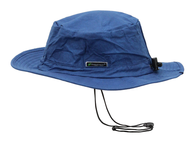 Frogg Toggs FTH101-12 Waterproof Bucket Hat Royal Blue