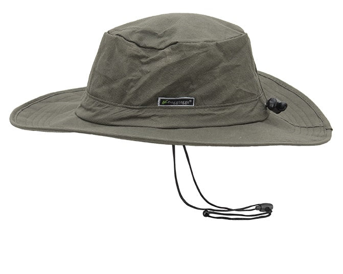 Frogg Toggs FTH103-05 Waterproof Boonie Hat Stone