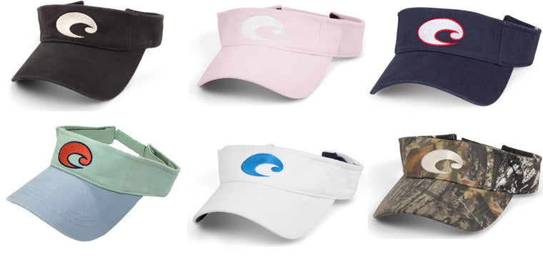 Costa Del Mar Visor HA15 - Shop Robbys