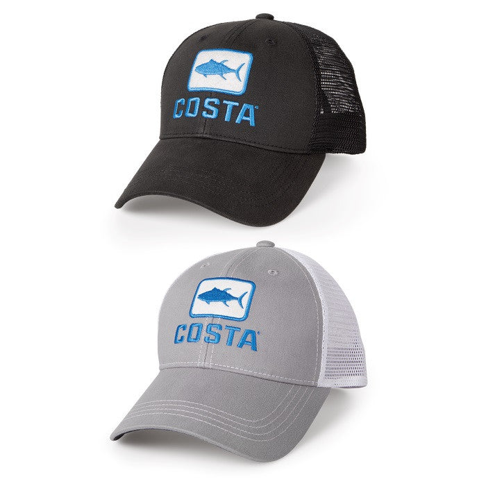 Costa Del Mar Tuna Trucker Hat HA41 - Shop Robbys