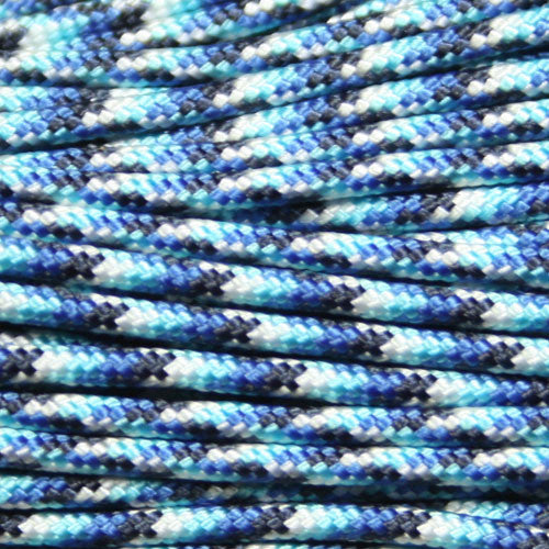 "275 Tactical Paracord 3/32"" X 100' - Blue Snake - Shop Robbys - 12"