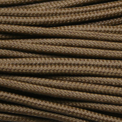 "275 Tactical Paracord 3/32"" X 100' - Brown - Shop Robbys - 13"