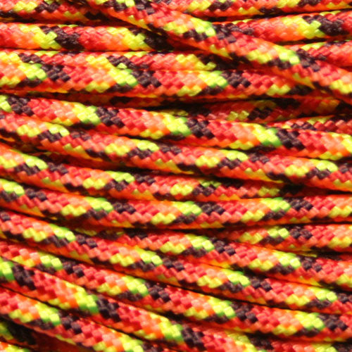 "275 Tactical Paracord 3/32"" X 100' - Fireball - Shop Robbys - 19"