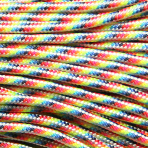 "275 Tactical Paracord 3/32"" X 100' - Light Stripes - Shop Robbys - 26"