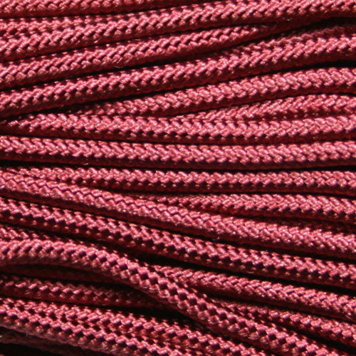 "275 Tactical Paracord 3/32"" X 100' - Burgundy - Shop Robbys - 27"
