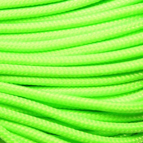 "275 Tactical Paracord 3/32"" X 100' - Neon Green - Shop Robbys - 28"