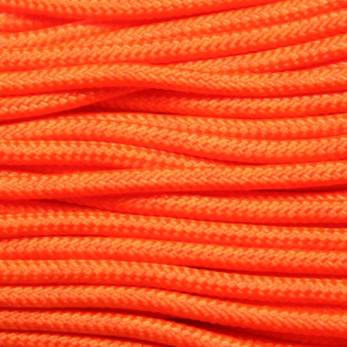 "275 Tactical Paracord 3/32"" X 100' - Neon Orange - Shop Robbys - 29"