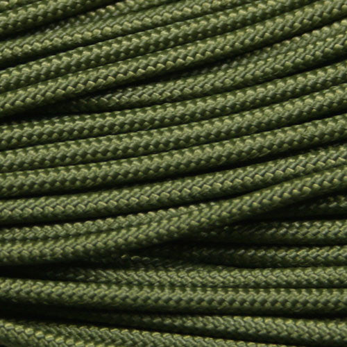 "275 Tactical Paracord 3/32"" X 100' - OD Green - Shop Robbys - 33"