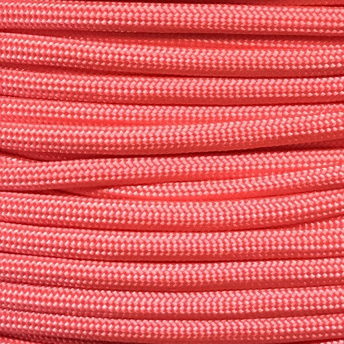 550 Paracord Solid Colors 50ft Hanks - Think Pink - Shop Robbys - 50