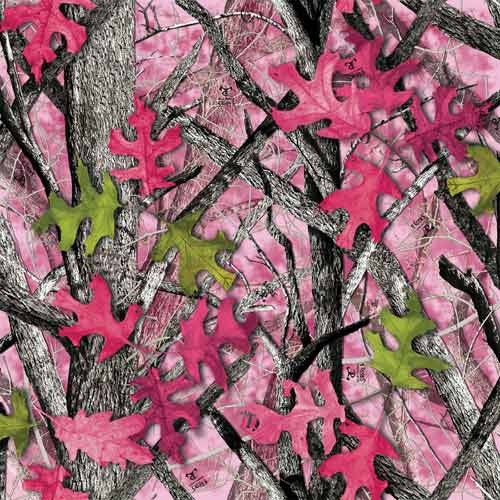 100% Cotton True Timber SassyB Pink Camo Bandana -  - Shop Robbys
