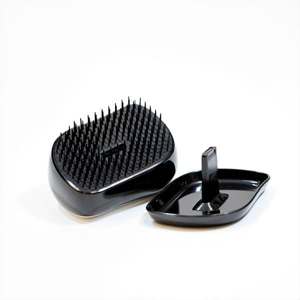 compact Detangling Brush w/Bristle Protector