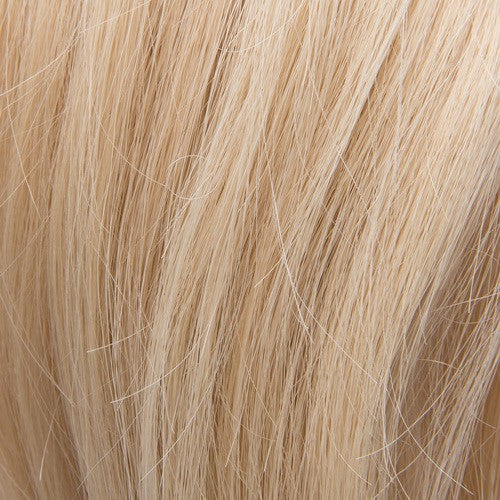"Flat Clip-In 22"" Hair Extensions Light Warm Blonde"