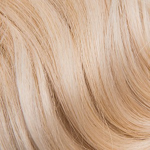 "S-Tape 18"" Straight Tape-in Hair Extensions Pale Golden Platinum"