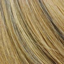 "S-Tape 18"" Straight Tape-in Hair Extensions Medium Golden Brown / Caramel / Light Ginger Mix"