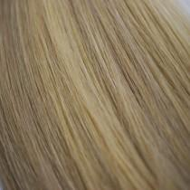 "S-Tape 18"" Straight Tape-in Hair Extensions Medium Ash Blonde / Pale Golden Blonde Mix"
