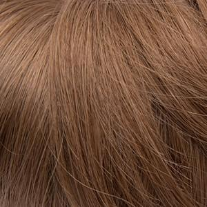"Flat Clip-In 14"" Hair Extensions Warm Ginger Beige"