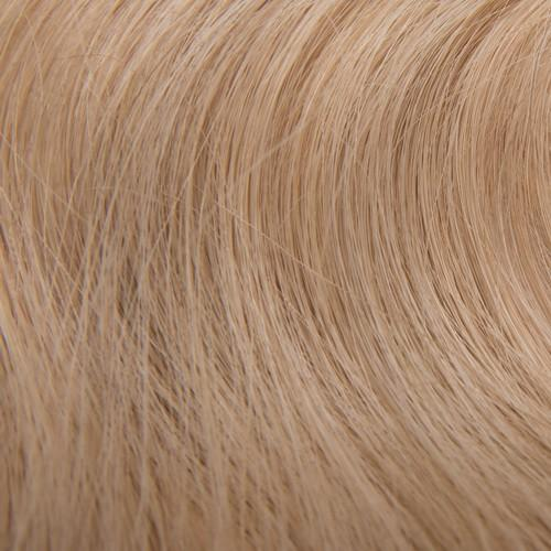 "I-Tip 22"" Straight Hair Extensions Light Strawberry Blonde / Golden Blonde Blend"
