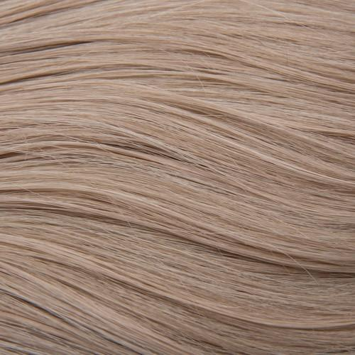"S-Tape 22"" Straight Tape-in Hair Extensions Medium Ash Blonde / Bright Beige Platinum Blend"