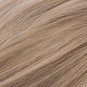 "S-Tape 22"" Straight Tape-in Hair Extensions Medium Ash Blonde / Golden Blonde Blend"