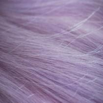 "I-Tip 18"" Straight Hair Extensions Lavender"