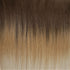 "S-Tape 18"" Straight Tape-in Hair Extensions Medium Golden Brown / Medium Strawberry Blonde / Bright Beige Platinum"