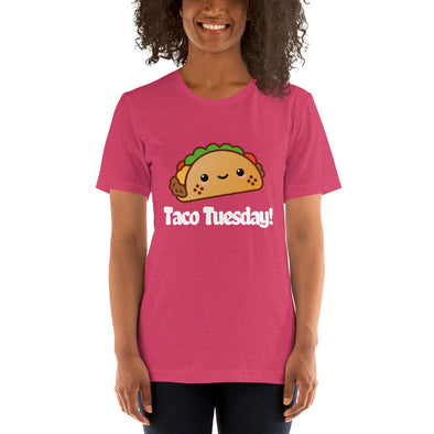 """Taco Tuesday"" Short-Sleeve Women's T-Shirt"