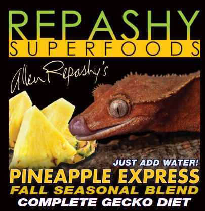 Repashy Pineapple Express Gecko Diet