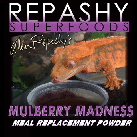 Repashy Mulberry Madness Gecko Diet