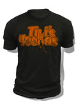 Neon Orange TikisGeckos T-Shirt