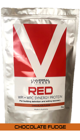RED Synergy Protein