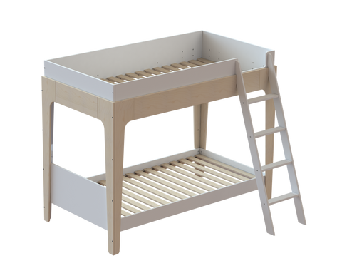 Perch Twin Bunk size bed assembly instructions video