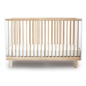 Shop Oeuf Canada Modern Nursery Rhea Crib White Birch