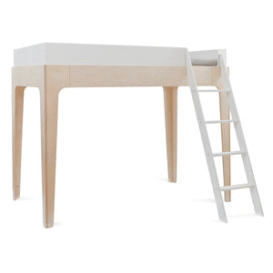 Shop Oeuf Canada Modern Toddler & Kids Perch Bunk Bed White Birch
