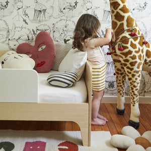 Shop Oeuf Canada Modern Toddler & Kids Perch Toddler Bed Room Setting