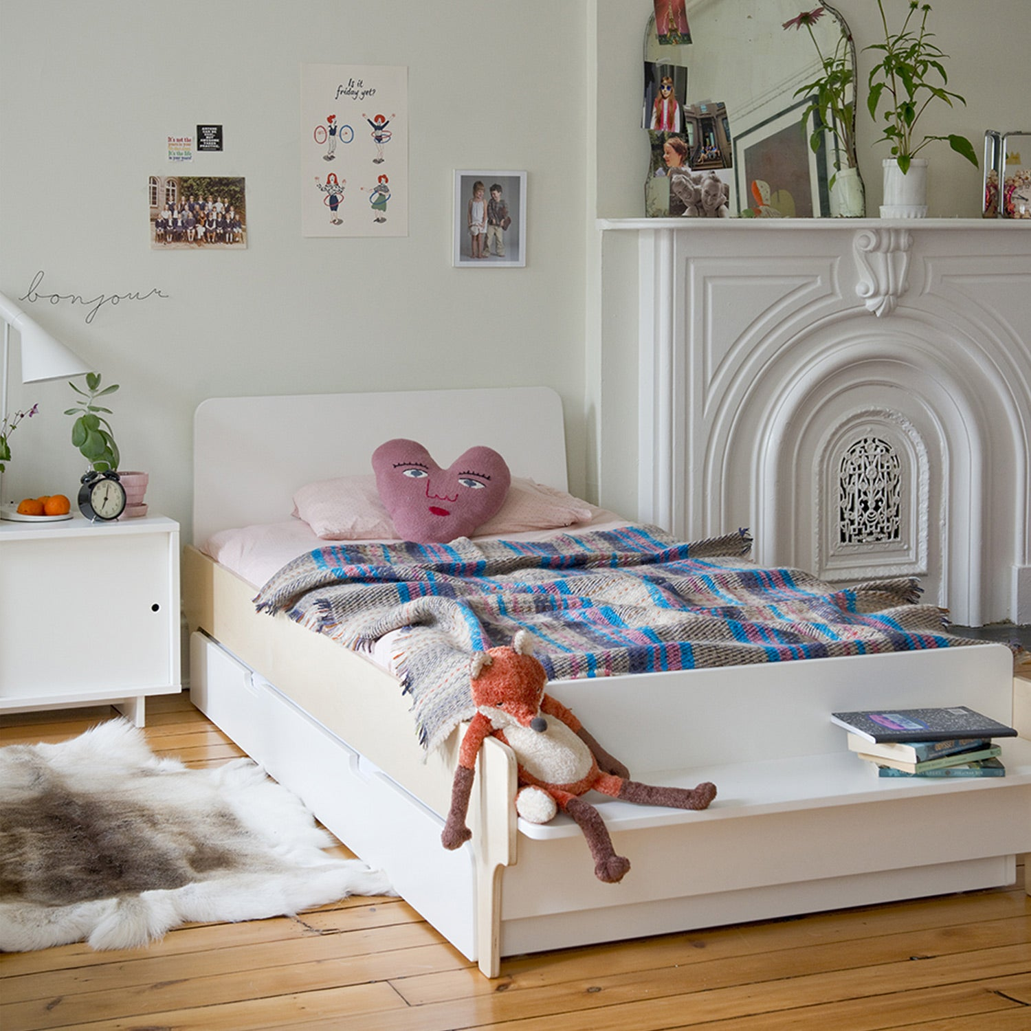 Oeuf Canada & River Trundle Bed
