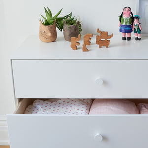 Shop Oeuf Canada Modern Kids Storage 3 Drawer Dresser