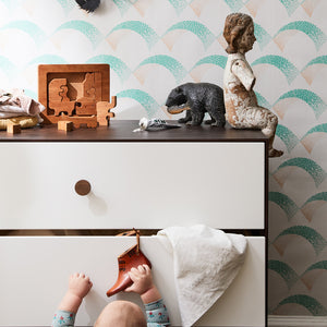 Shop Oeuf Canada Modern Kids Storage 6 Drawer Dresser