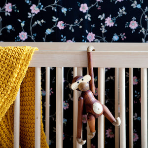 Modern Nursery Sparrow Crib Detail