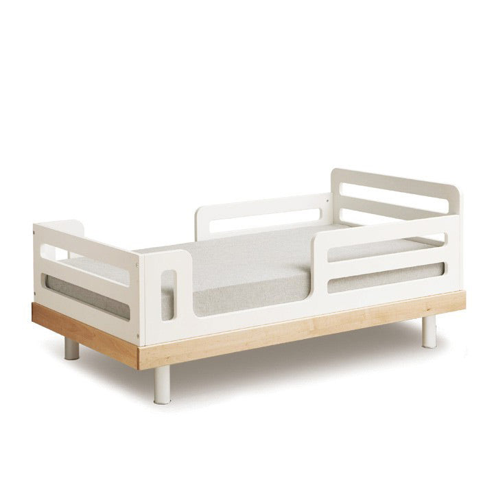 Shop Oeuf Canada Modern Toddler & Kids Classic Toddler Bed White/Birch Option