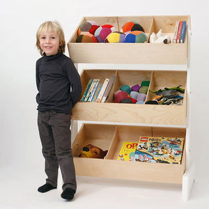 Shop Oeuf Canada Modern Toddler & Kids Storage Toy Store