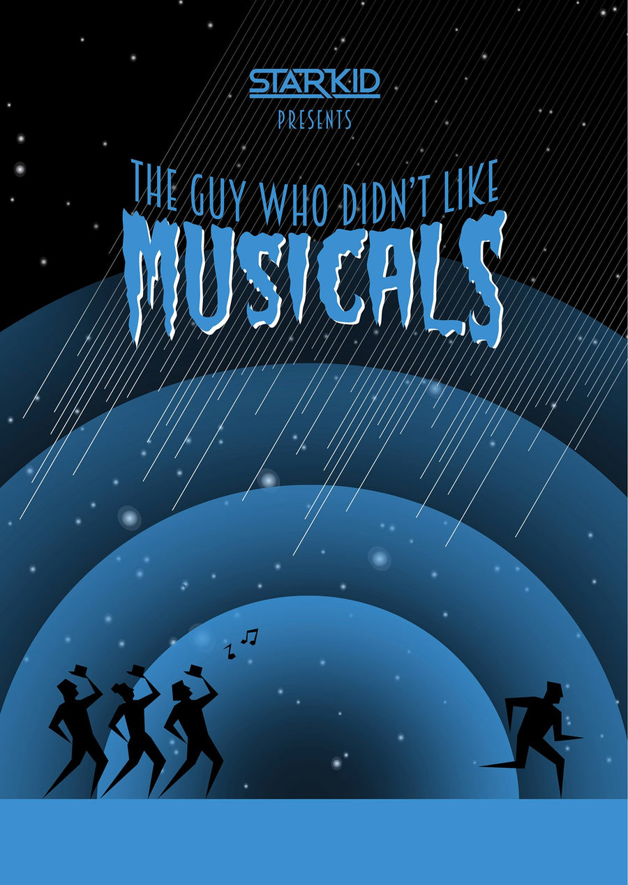 The Guy Who Didn't Like Musicals – DVD/Digital Download