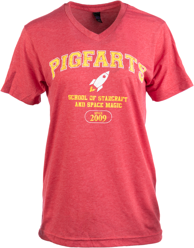 StarKid Homecoming - Pigfarts V-neck